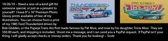 Bob Glidden and Tricia Musi Prints Available